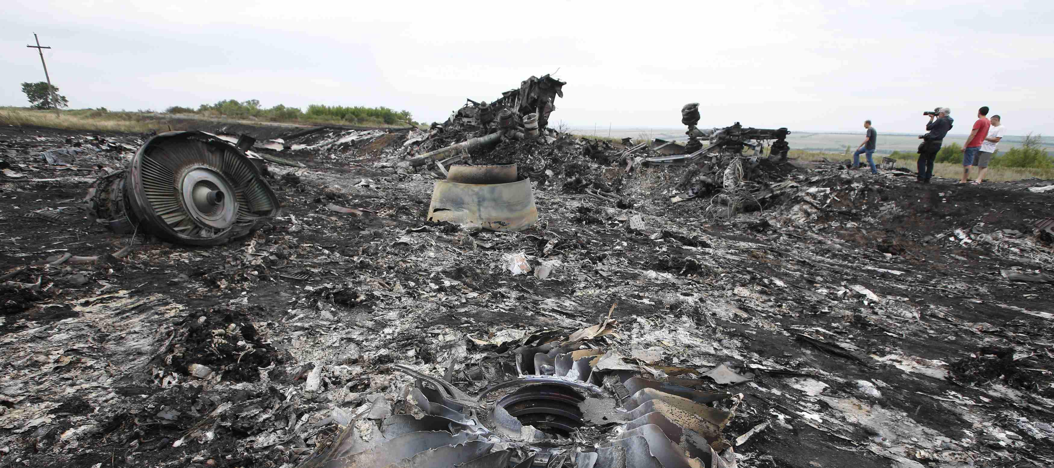 Фото падения боинг 777 в донецкой области 3