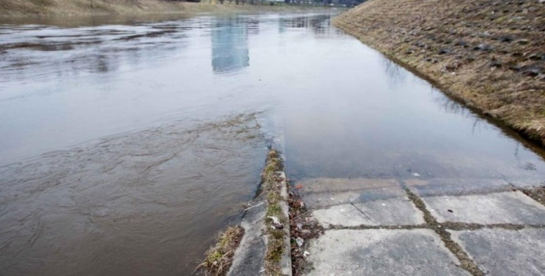 Belarus unable to raise water level in Lithuania's Neris